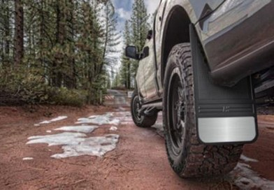 Get Dirty with the Husky Liners MudDog Mud Flaps