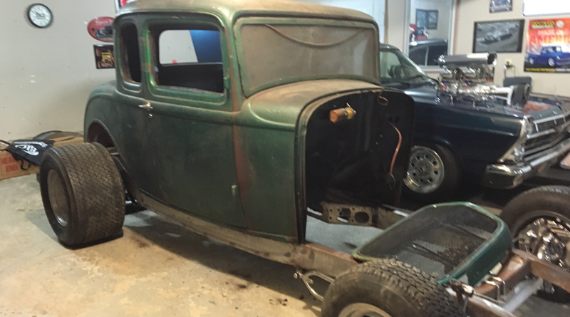 Wanamaker '32 Ford - Project Car