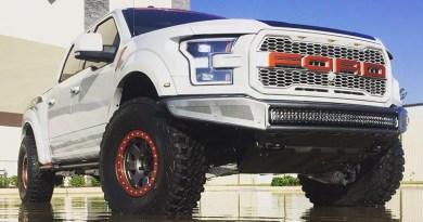 NFAB Ford Raptor