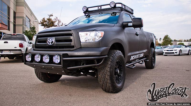 West Coast Customs - Truck Shows to Watch
