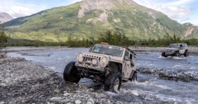 Off roading in the wilderness - but which winch?