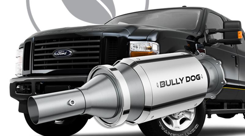 Bully Dog DPF Ford
