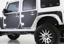 Reindeer Proof Jeep Armor