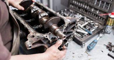 Engine Rebuild - Camshaft