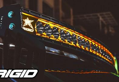 Dangerous Curves – RIGID Radiance Plus™ Light Bar