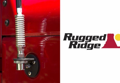 AM/FM/CB…OMG – Rugged Ridge Jeep Antenna Mount Kit