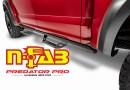 N-FAB Predator Pro – 100% Aluminum Hoop Step