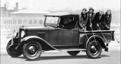 100 Years of Chevy Trucks