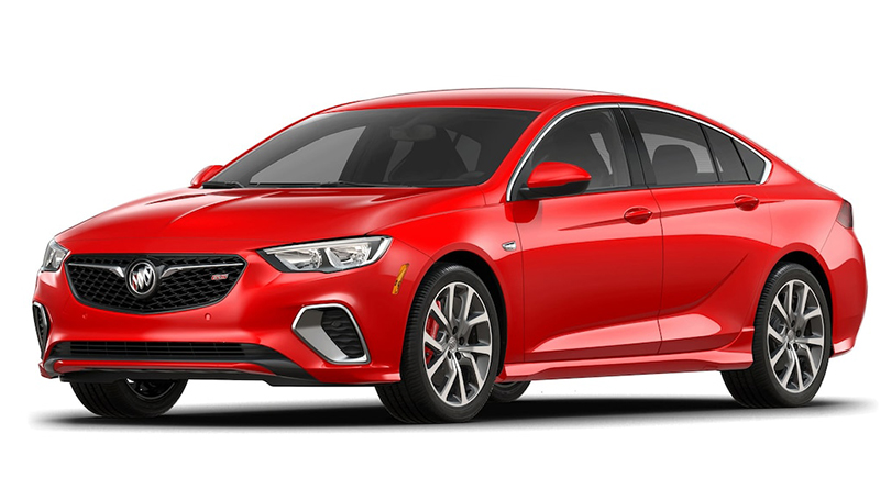 Vehicle Spotlight: 2018 Buick Regal GS is Anything But Ordinary