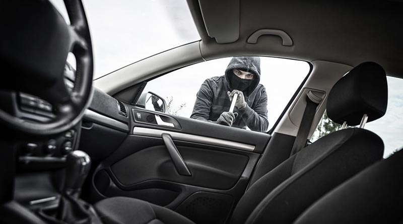 Car Theft: Is Your Vehicle at Risk? 5 of the Top Stolen Rides