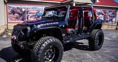 NFI Empire Shop Jeep