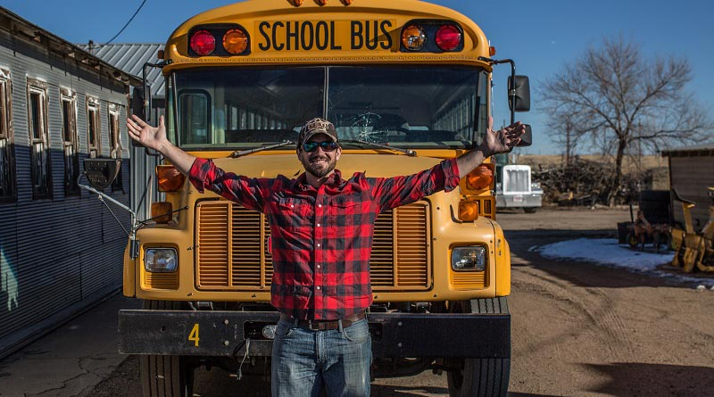 Bus Builds - mobile living unlike anything else