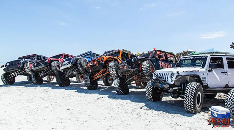 Think these guys have some off-roading tips? Yep.