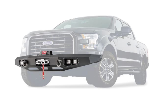 WARN's STUNNING Ascent Bumpers - The Engine Block