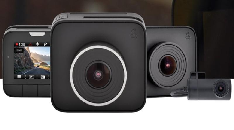 Peace of Mind: The COBRA DRIVE HD Dash Cams