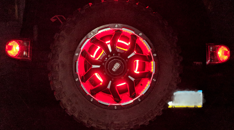 Tech Corner: Rugged Ridge LED Brake Ring...on an FJ? - The Engine Block