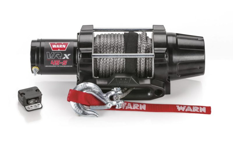 WARN Powersports winches