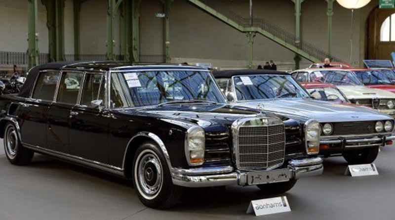 Villains Drive German Cars