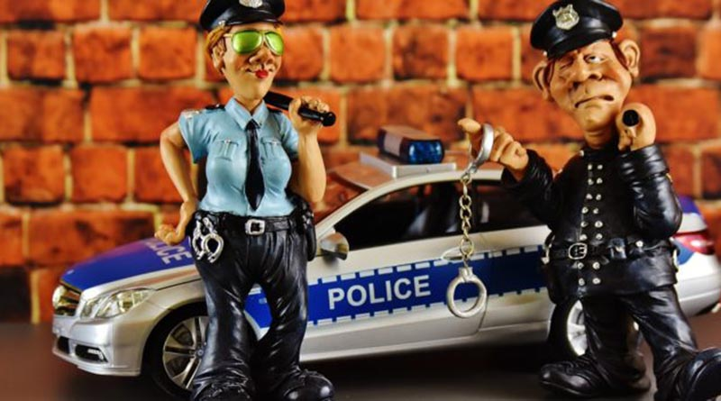 """Let's have some fun and play the game, """"10 Things Car Guys Should NEVER Say to a Cop"""""""