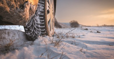 If you're on the fence, this feature will convince you that a winter wheel and tire setup is a must. Photo Cred: TREAD Magazine