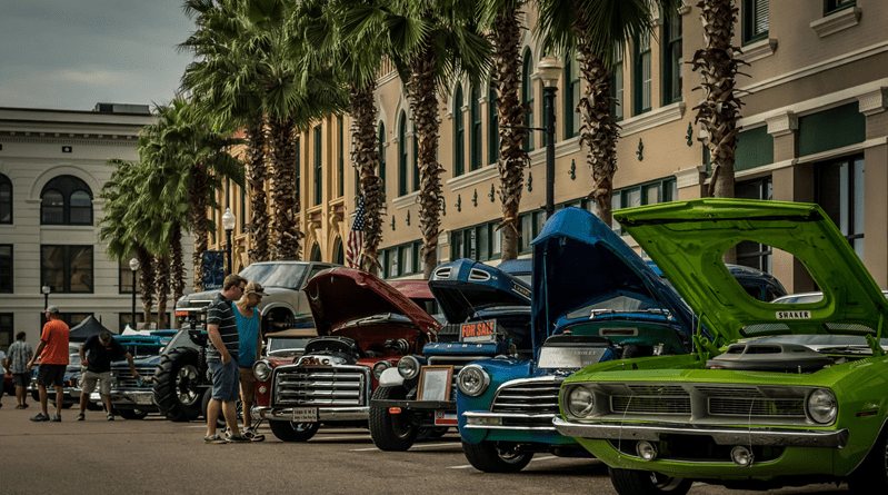 Competition Corner: Cruising for October Breast Cancer Awareness, Holiday Fun with Halloween Car Show, and Daytona Turkey Run