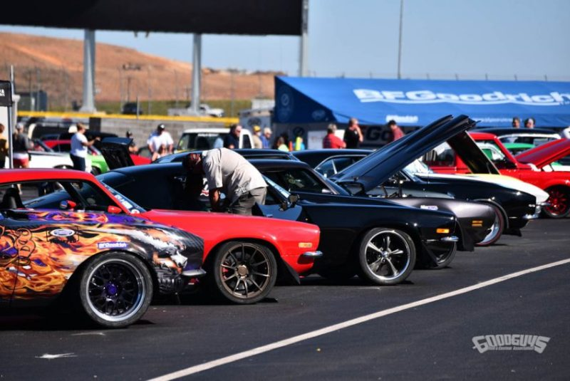 Ready to be one of the Goodguys? Event coverage you can't miss!