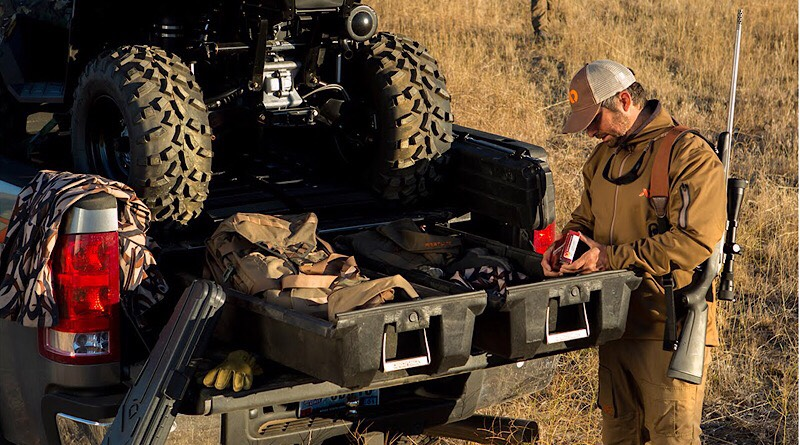 The beauty of a truck is its extreme versatility across a wide spectrum of enthusiasts, and what could be more useful than a properly outfitted hunting rig?