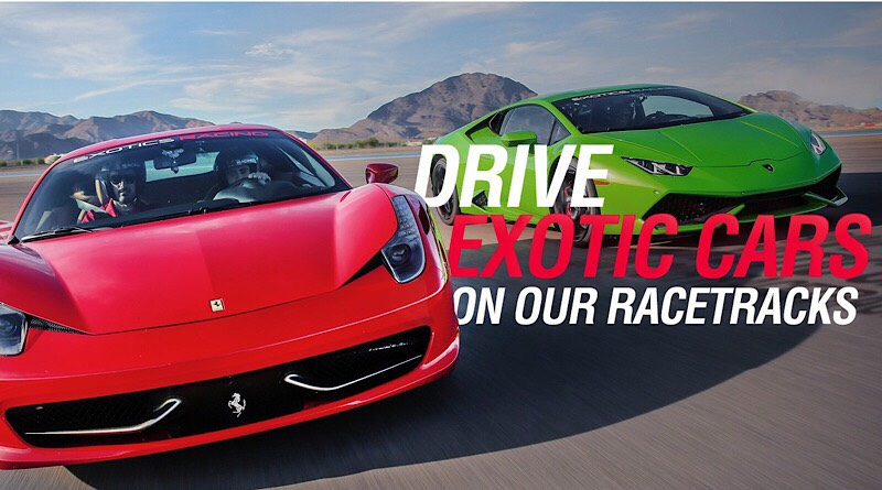 "For those seeking the ""Experience"" category, Exotics Racing in Las Vegas, NV and Fontana, CA has to be one of the first places to consider."