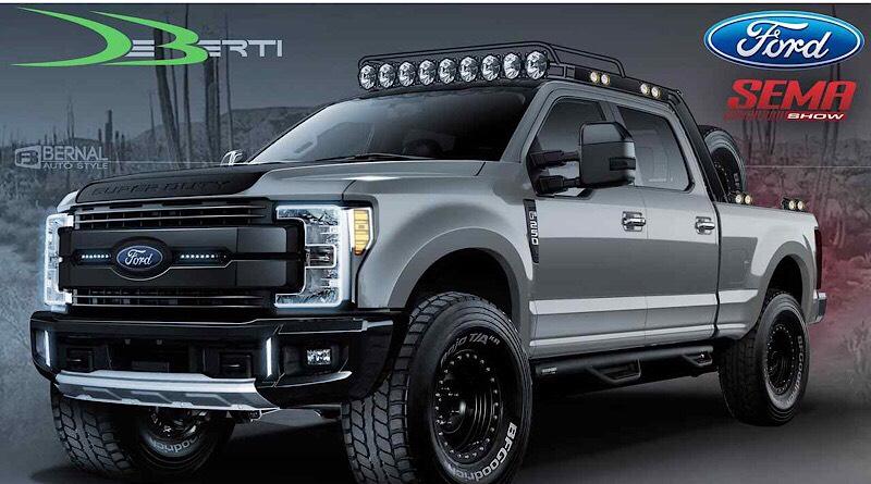 Ford plans some big SEMA reveals for SEMA 2018.