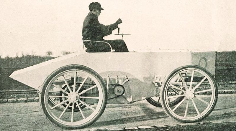 Land speed records, we've come so far and yet there's still so far to go.