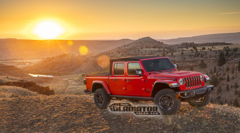 FCA leaks 2020 Jeep Gladiator press release. Accident or PR move?