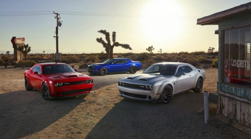 The Engine Block shines its vehicle spotlight towards the new 2019 Dodge Challenger SRT Hellcat Redeye