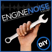 The Engine Noise podcast will appeal to DIY car lovers everywhere.