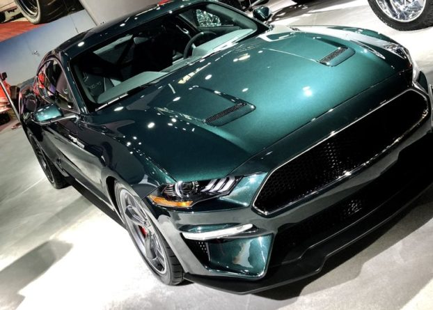 For those wanting more than just a standard Mustang Bullitt, there is an official Steve McQueen edition available.