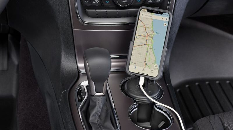 The WeatherTech CupFone™ makes our short list of stocking stuffers for car lovers.