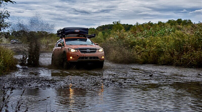 A Crosstrek Build with Its Sights Set on Off-Road - The