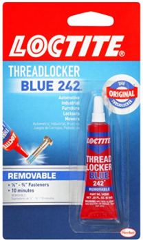 Loctite Threadlocker makes our short list of stocking stuffers for car lovers.