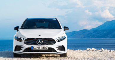 The 2019 Mercedes A220 is compact, economical, and LOADED with tech.