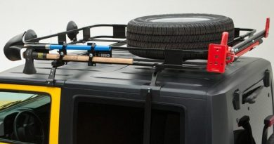 Surco Safari Rack just flat out carries what you need to take.