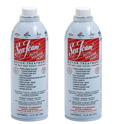 Sea Foam Motor Treatment makes our short list of stocking stuffers for car lovers.