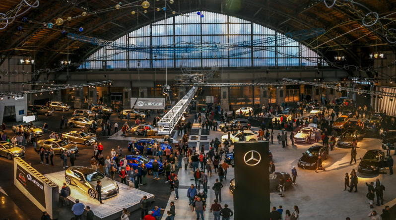 The Philadelphia Auto Show runs February 2-10 at the Pennsylvania Convention Center.