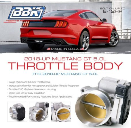 BBK is the world's largest source of modern day performance products for today's cars and trucks.