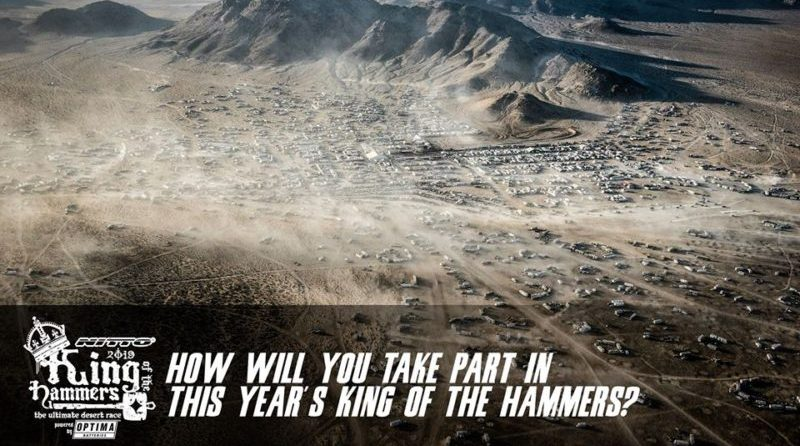 With epic off-road adventure, high stakes, and a wildly growing fanbase, Ultra4's 2019 King of The Hammers is almost upon us!