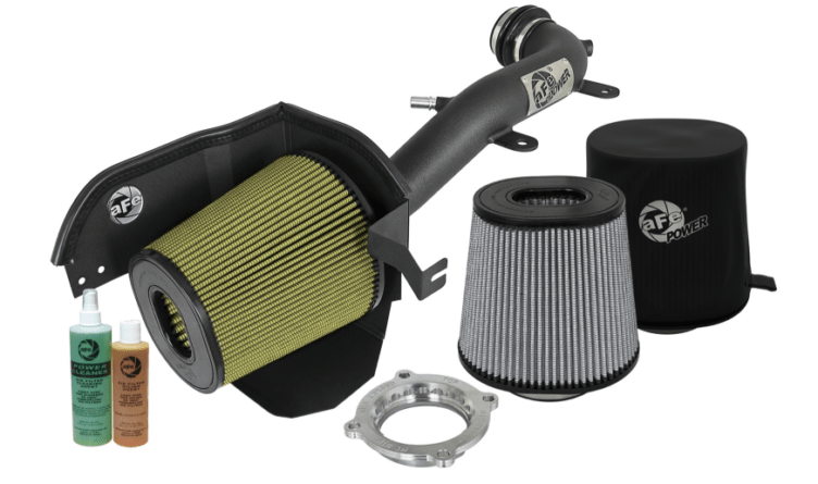afePOWER is one of our favorite aftermarket brands on this list of must-have new performance products for the Jeep Wrangler JL