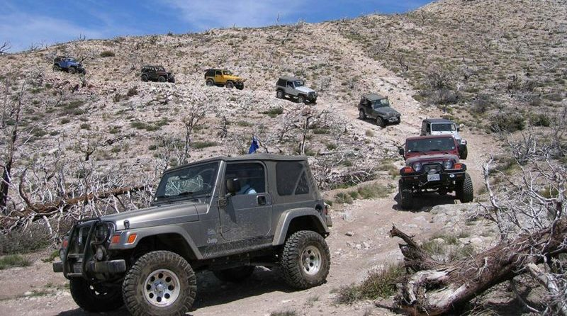 Also on our list of can't-miss trail runs in Southern California is the Big Bear Jeep Jamboree.