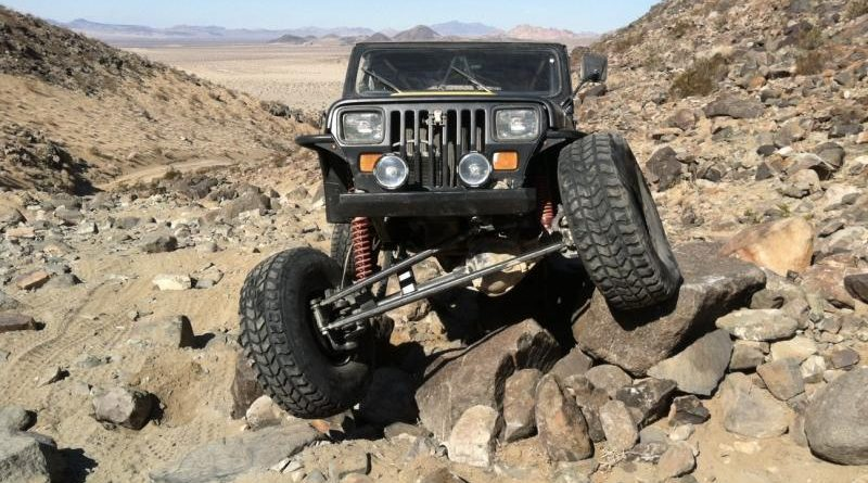 Who should consider a solid axle swap? Anyone who wants to rock crawl.