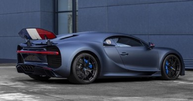 With plenty of anniversary and new-vehicle debuts landing amid the auto shows, Bugatti announces its birthday Chiron celebrating 110 years of car making.