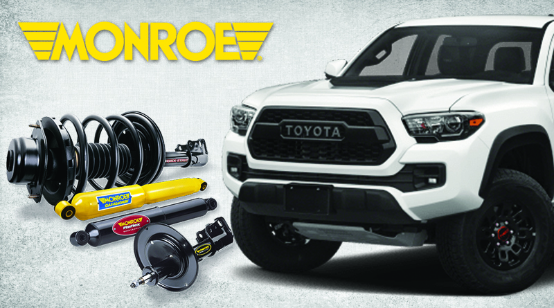 With over a century spent fine-tuning and innovating its ride control products, Monroe is a brand name that carries serious weight in the auto industry.
