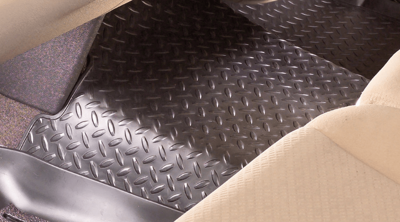 Durable but flexible, the Classic style Husky floor liners are constructed of an exclusive elastomeric material that stands up to harsh chemicals that would destroy the standard floor mat.