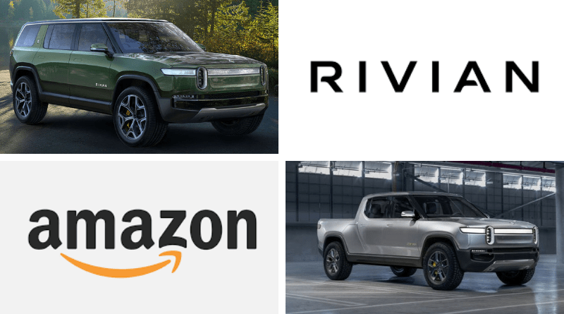 Amazon invests in mobility solutions when it pledges $700 million to electric start-up Rivian.